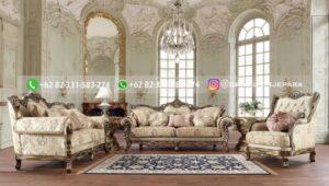 Sofa Ruang Tamu Jati Maestro