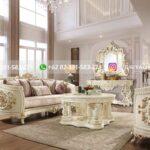 Sofa Ruang Tamu Jati Antonio Bentegodi