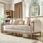 Sofa Ruang Tamu Jati Megawati