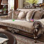 Sofa Ruang Tamu Jati Mewah Ukiran Jepara Prabowo