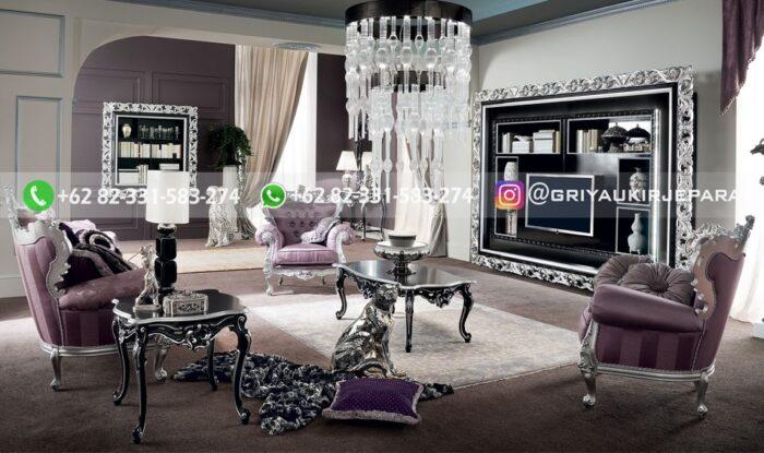 sofa ruang tamu Flaminio