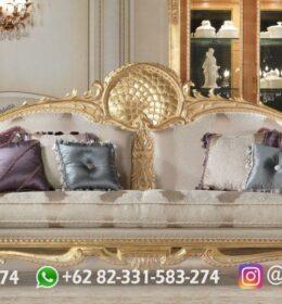 Sofa Ruang Tamu Jati El Loco