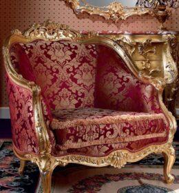 Sofa Ruang Tamu Jati Mewah Kode 124