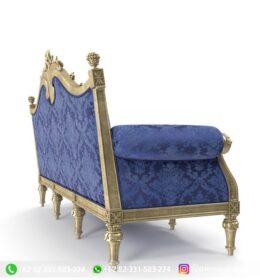 Sofa Ruang Tamu Jati Mewah Kode 130