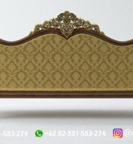 Sofa Ruang Tamu Jati Mewah Kode 138