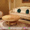Sofa Ruang Tamu Jati Mewah Kode 147