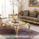 Sofa Ruang Tamu Jati Mewah Kode 149