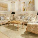 Sofa Ruang Tamu Minimalis Jati 120