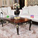 Sofa Ruangan Keluarga Jati Minimalis Jepara
