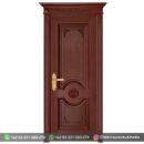 Pintu Jati Minimalis Kode 115