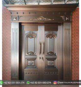 Pintu Jati Minimalis Kode 117