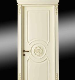 Pintu Jati Minimalis Kode 121