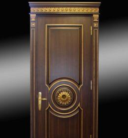 Pintu Jati Minimalis Kode 125