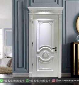 Pintu Jati Minimalis Kode 128