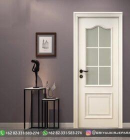 Pintu Jati Minimalis Kode 143