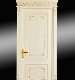Pintu Jati Minimalis Kode 149