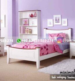 Tempat Tidur Anak Modern Kode 101