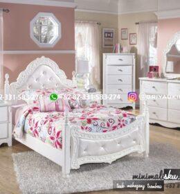 Tempat Tidur Anak Modern Kode 106
