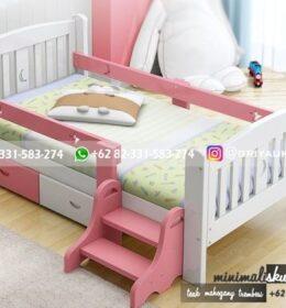 Tempat Tidur Anak Modern Kode 107