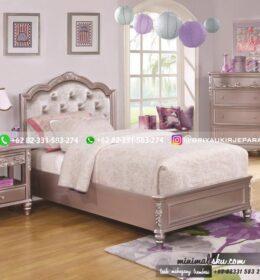 Tempat Tidur Anak Modern Kode 110