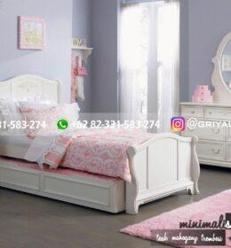 Tempat Tidur Anak Modern Kode 112