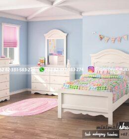 Tempat Tidur Anak Modern Kode 113