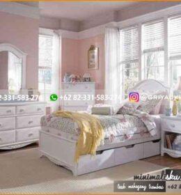 Tempat Tidur Anak Modern Kode 114
