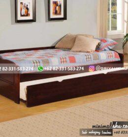 Tempat Tidur Anak Modern Kode 119