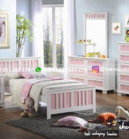 Tempat Tidur Anak Modern Kode 120