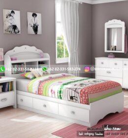 Tempat Tidur Anak Modern Kode 124