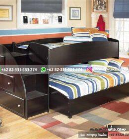 Tempat Tidur Anak Modern Kode 126