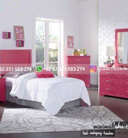 Tempat Tidur Anak Modern Kode 127