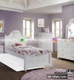 Tempat Tidur Anak Modern Kode 128