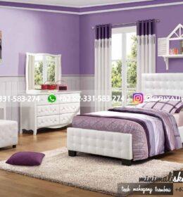 Tempat Tidur Anak Modern Kode 130