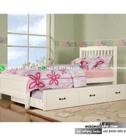 Tempat Tidur Anak Modern Kode 131