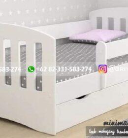 Tempat Tidur Anak Modern Kode 135