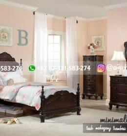 Tempat Tidur Anak Modern Kode 137