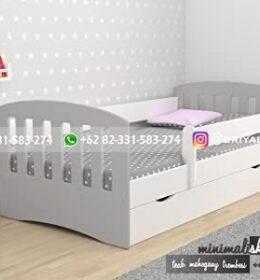 Tempat Tidur Anak Modern Kode 139