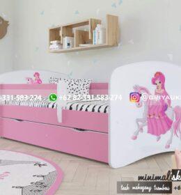 Tempat Tidur Anak Modern Kode 141