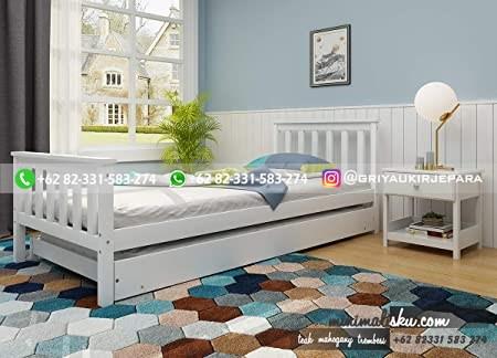 Tempat Tidur Anak Modern Kode 142