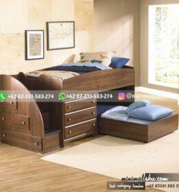 Tempat Tidur Anak Modern Kode 149
