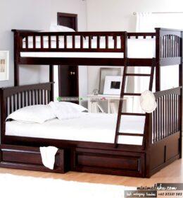 Tempat Tidur Tingkat Kode 101
