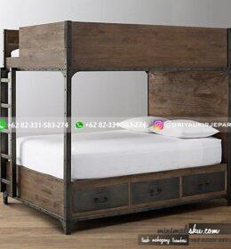 Tempat Tidur Tingkat Kode 110