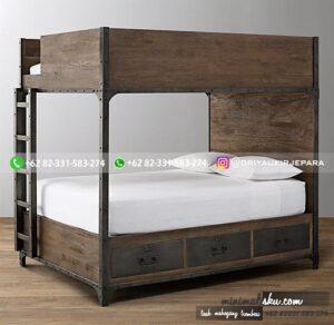 Tempat Tidur Tingkat Kode 110 300x292 - Tempat Tidur Tingkat Kode 110