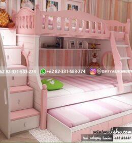 Tempat Tidur Tingkat Kode 115