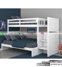 Tempat Tidur Tingkat Kode 118
