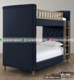 Tempat Tidur Tingkat Kode 125