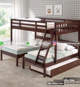 Tempat Tidur Tingkat Kode 127