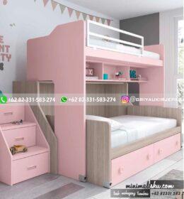 Tempat Tidur Tingkat Kode 131