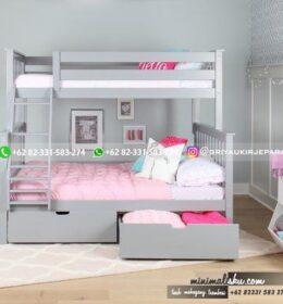 Tempat Tidur Tingkat Kode 132